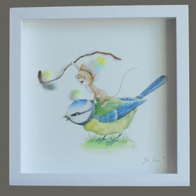 Plumes et Cie - Illustrations, plumes et cie ! - 100% made in France